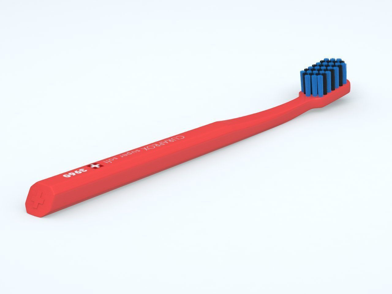 Curaprox super soft toothbrush