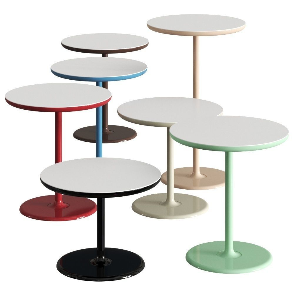 Dizzie Coffee and Side Tables