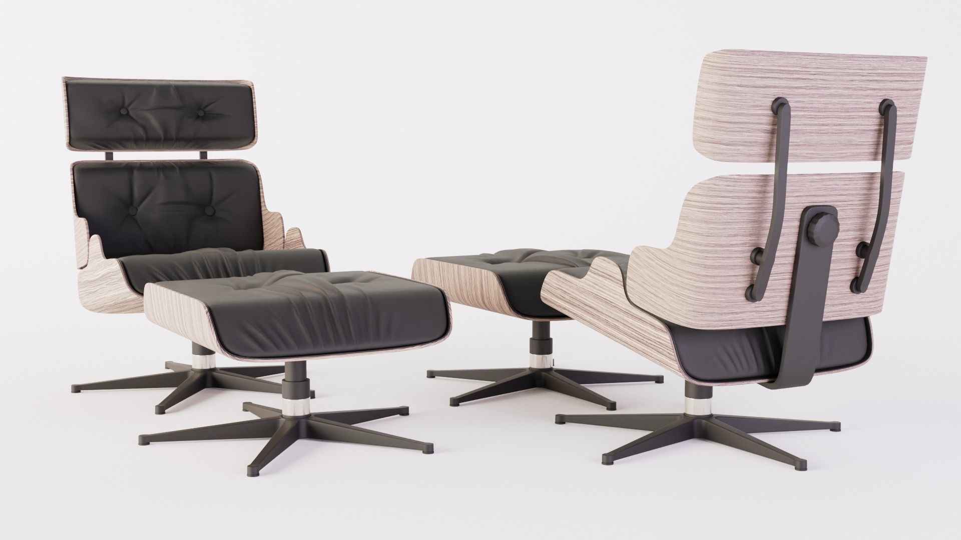 eames lounge chair RE