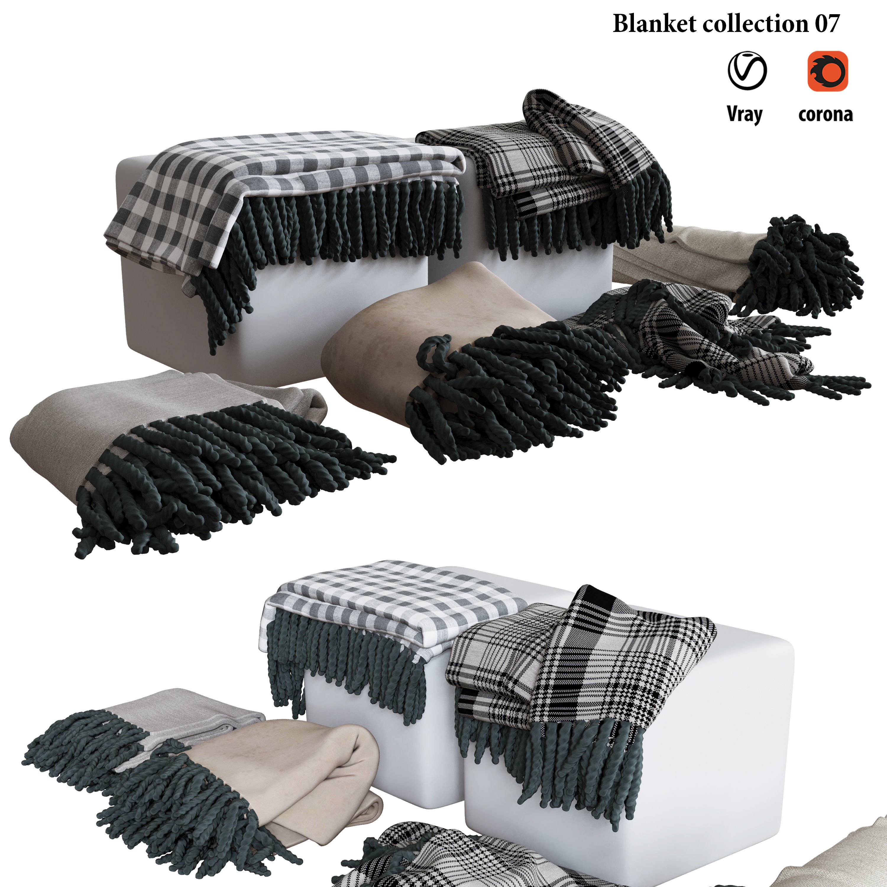Blanket collection 07
