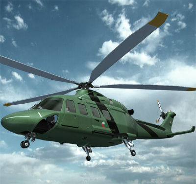 AW139 AB139 Helicopter