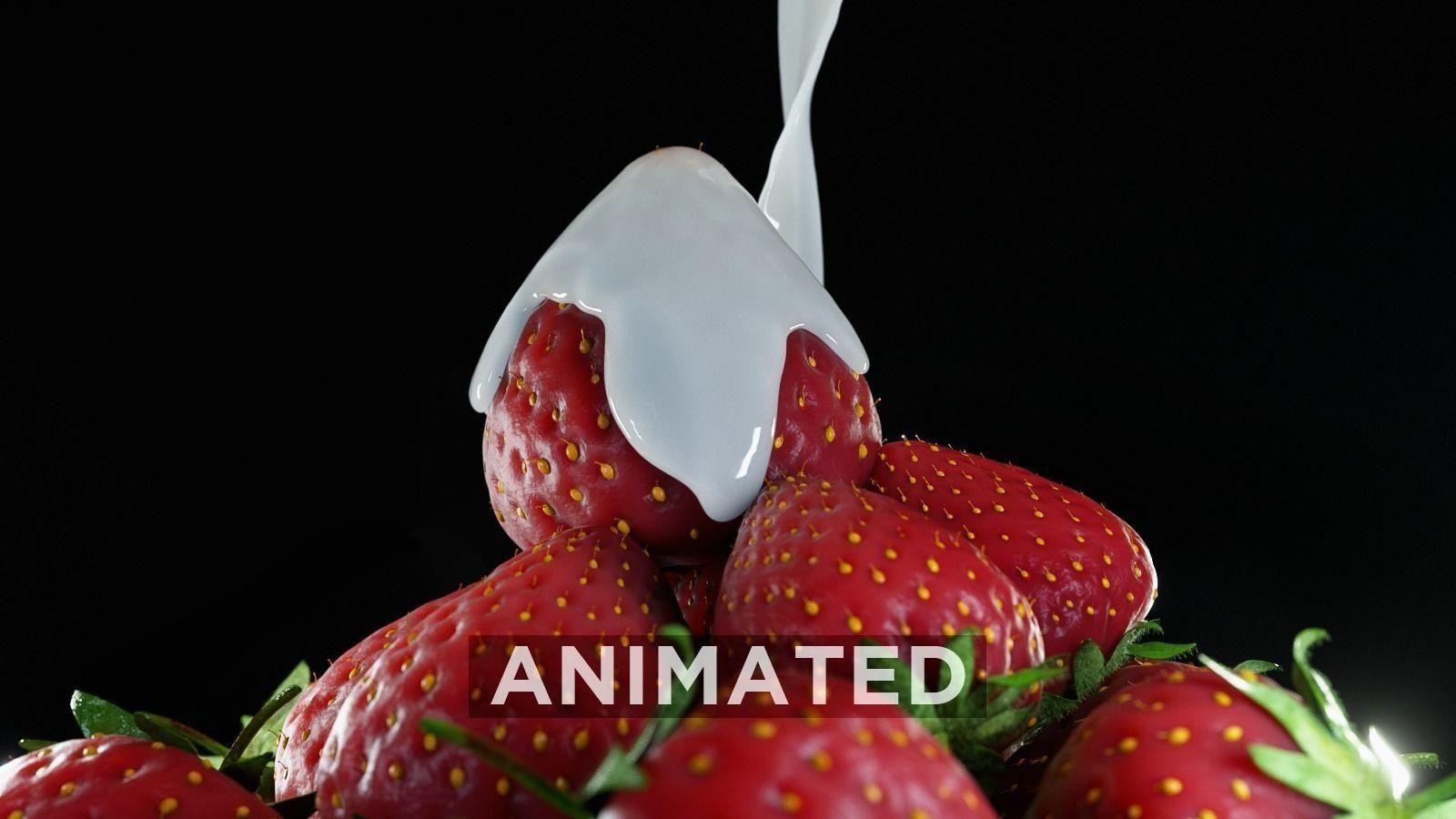 Strawberry Fluid