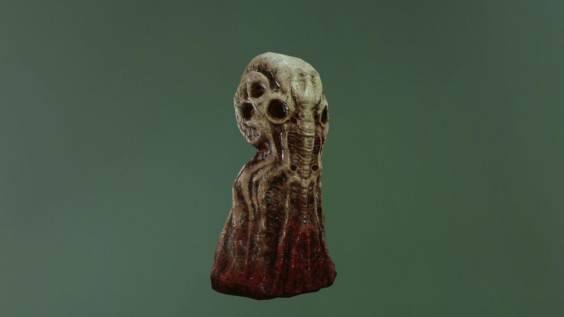 Bloody Cthulhu Idol