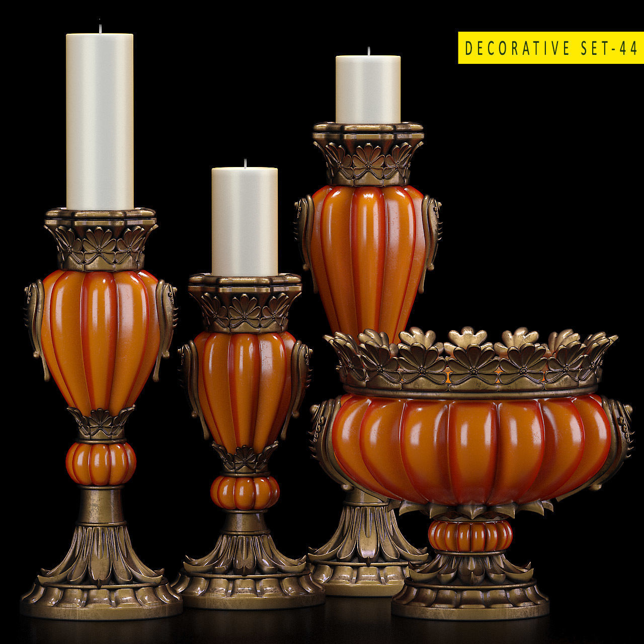 Decorative set 44