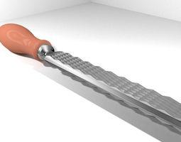 3D model Craftsman Handtools - Rasp