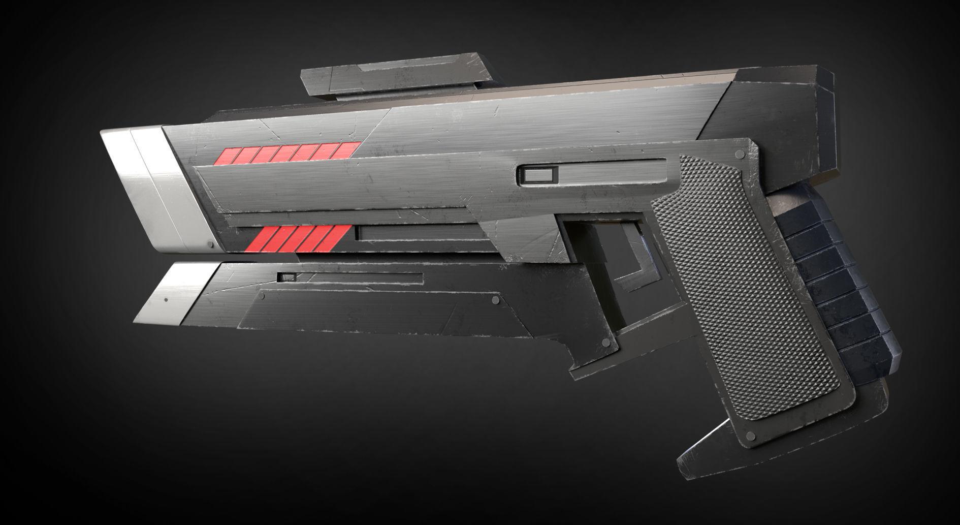 Raygun Blaster