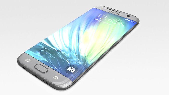 Edge 2017 Interior >> Samsung galaxy s7 edge 3D asset | CGTrader