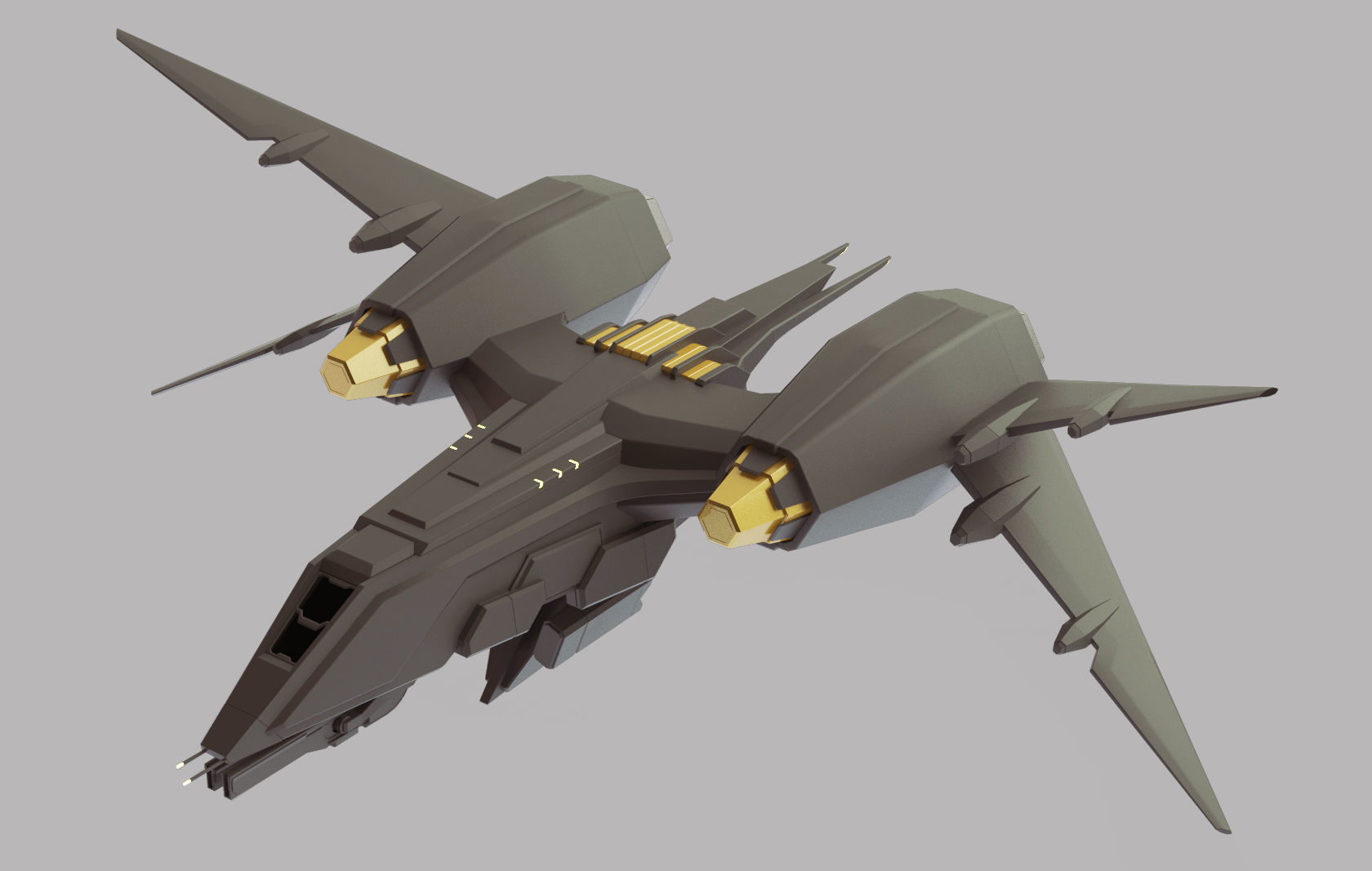 Space Fighter MK 1