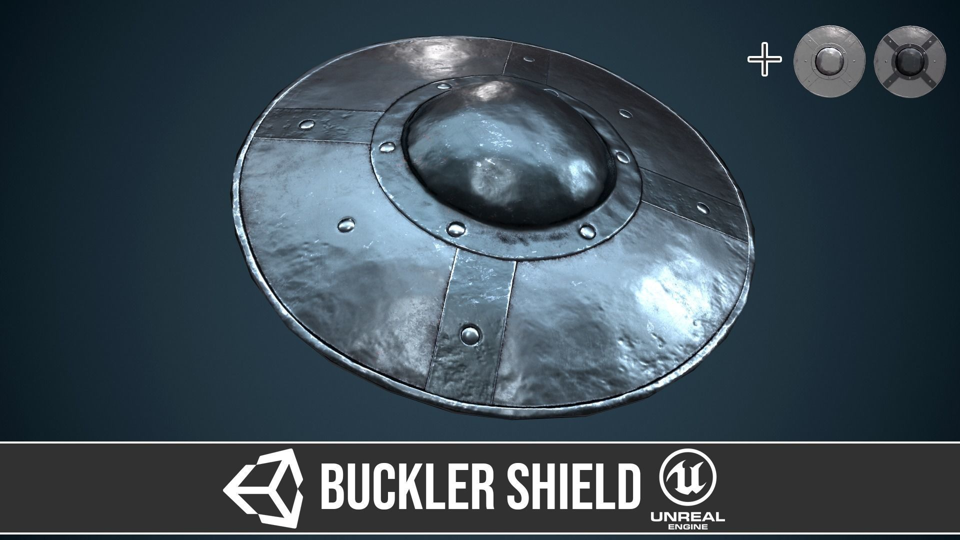 Buckler shield 2
