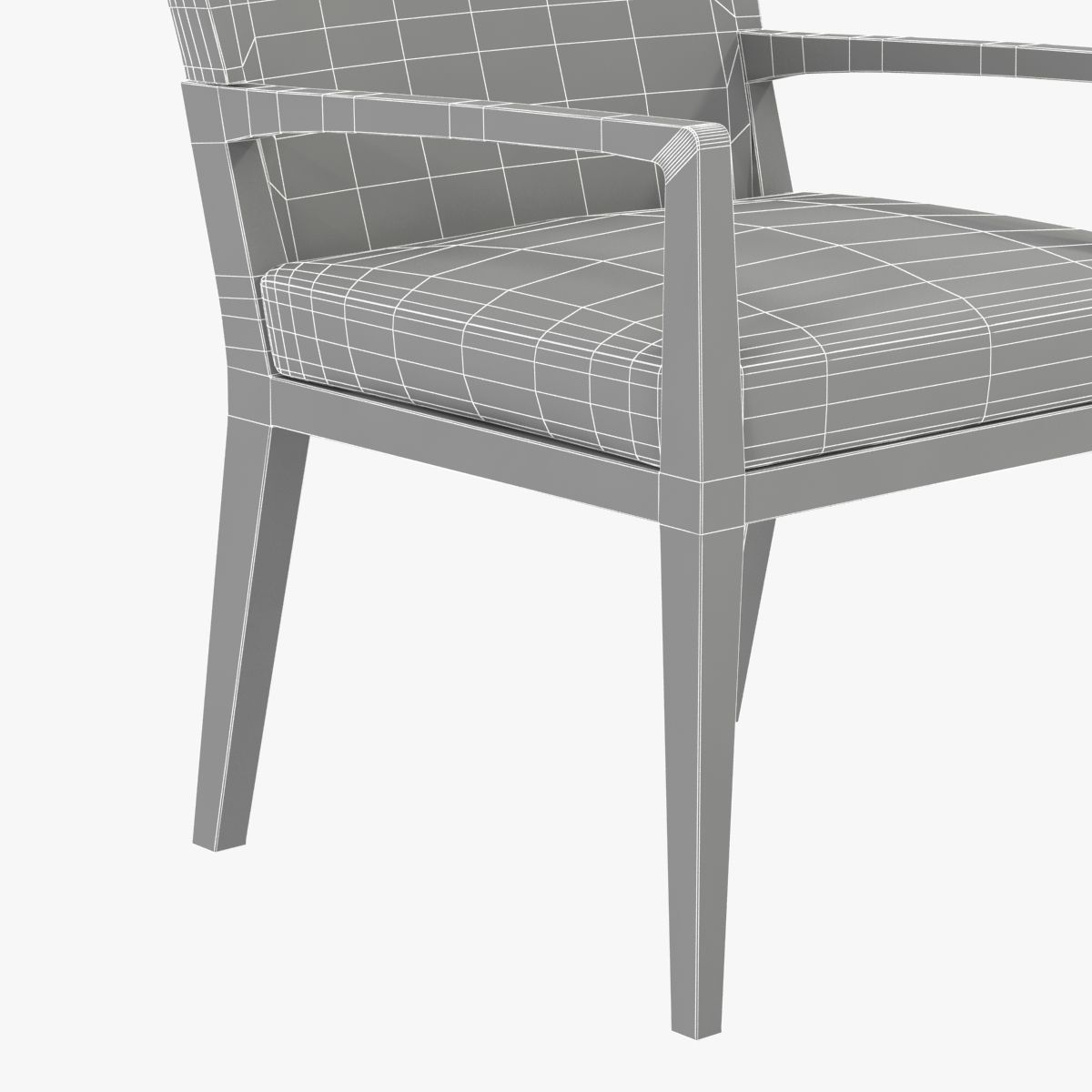 Holly Hunt LUNA DINING ARM CHAIR 3D Model MAX OBJ 3DS FBX  : holly hunt luna dining arm chair 3d model from www.cgtrader.com size 1200 x 1200 jpeg 80kB