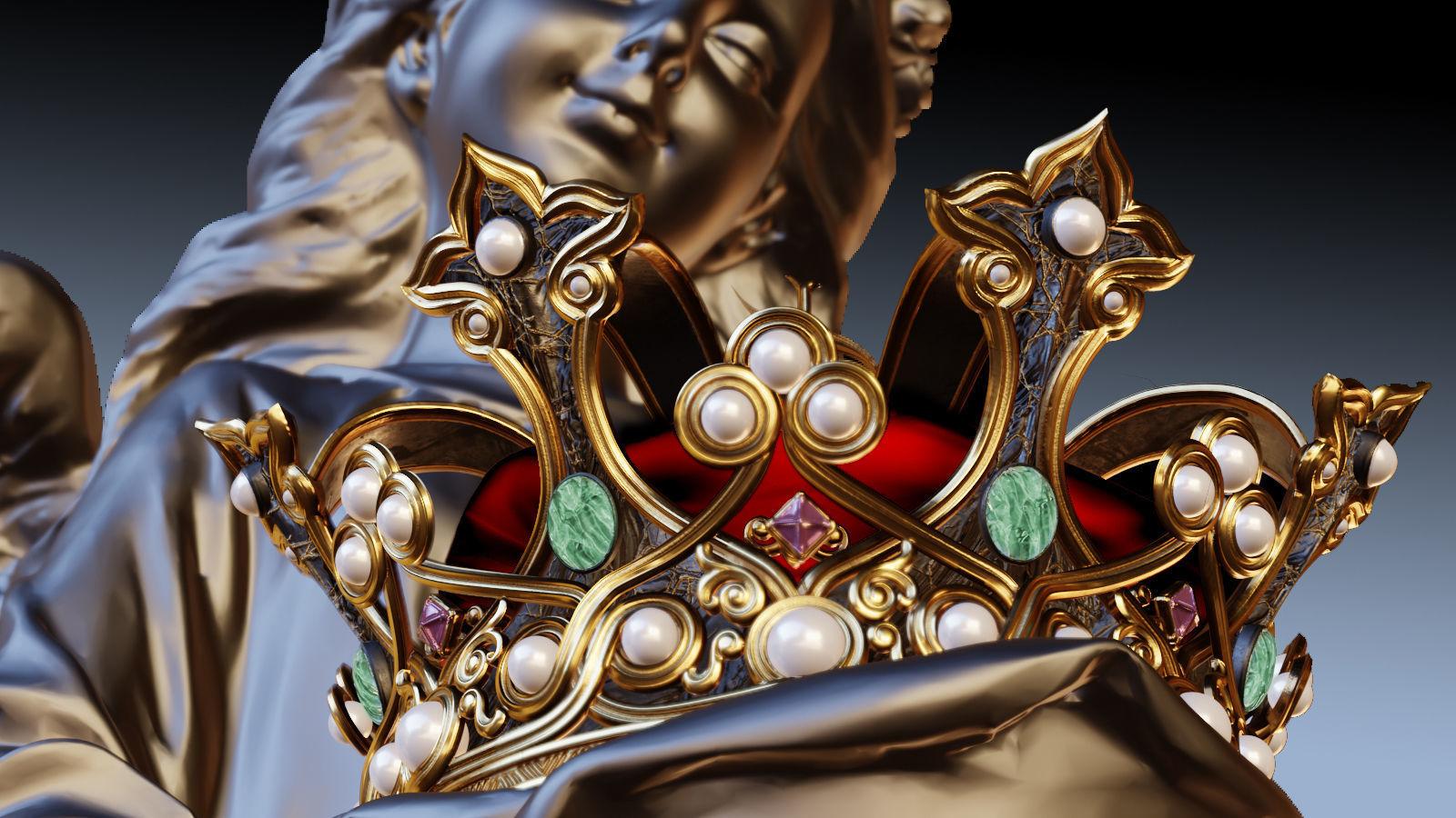 Queens Crown Redux