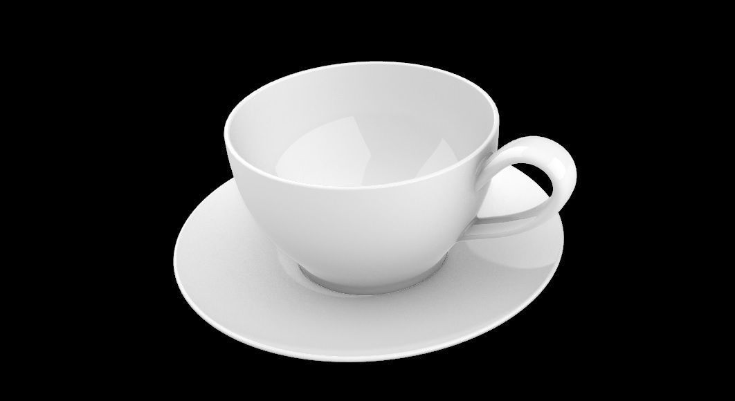 CUP-PLATE