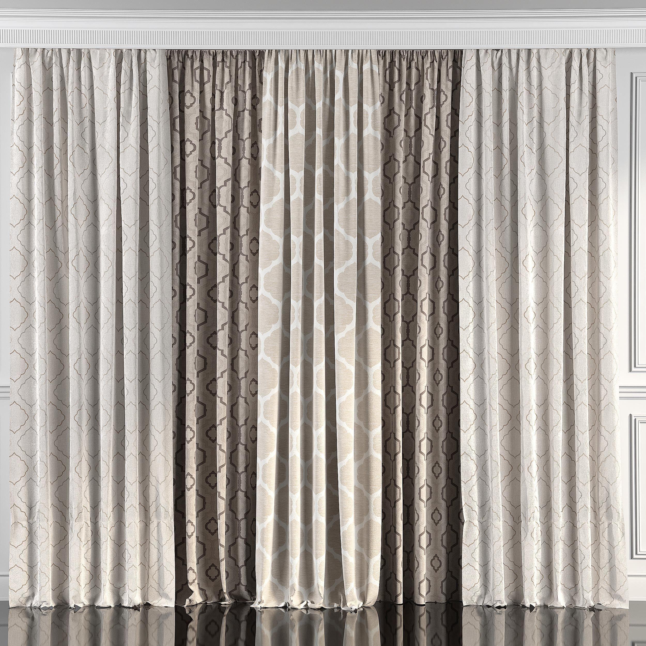 Curtain Set 46