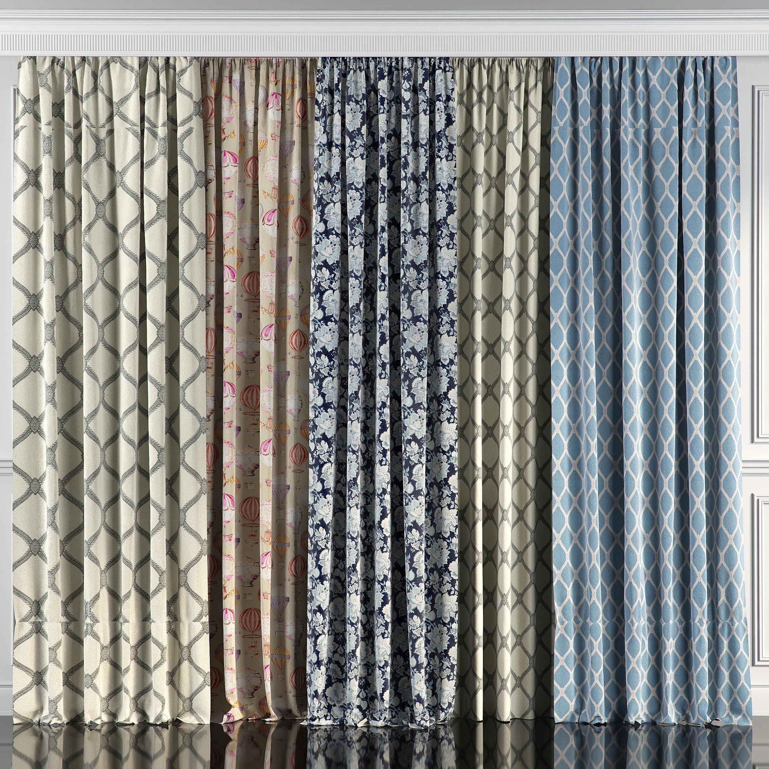 Curtain Set 51