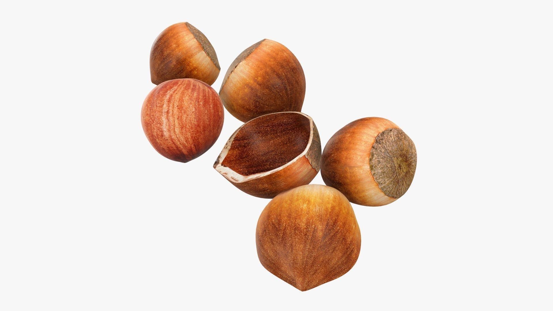 Hazelnuts 03