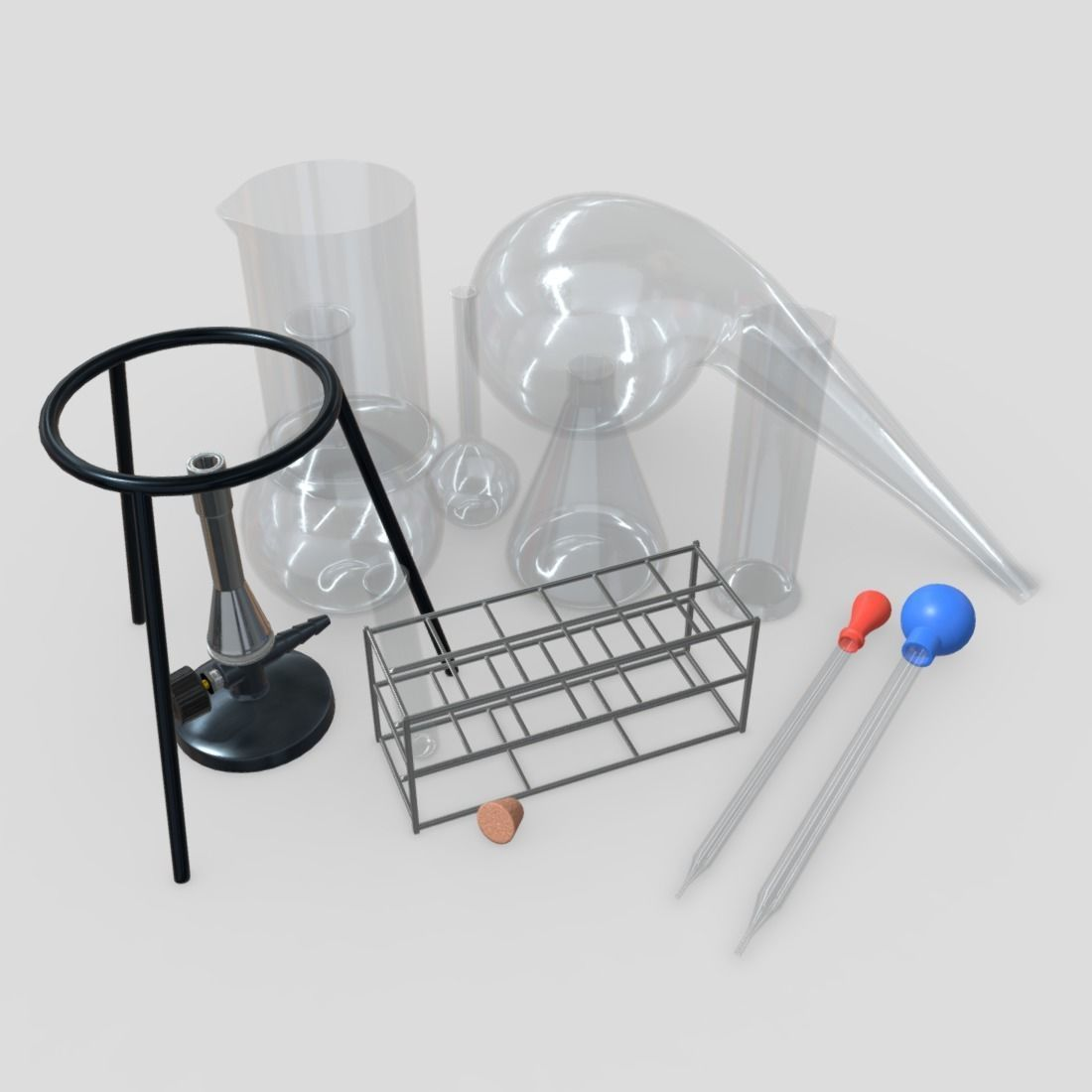 Laboratory Flask Pack