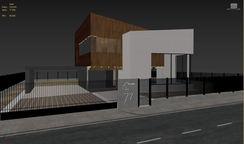 Modern house 03