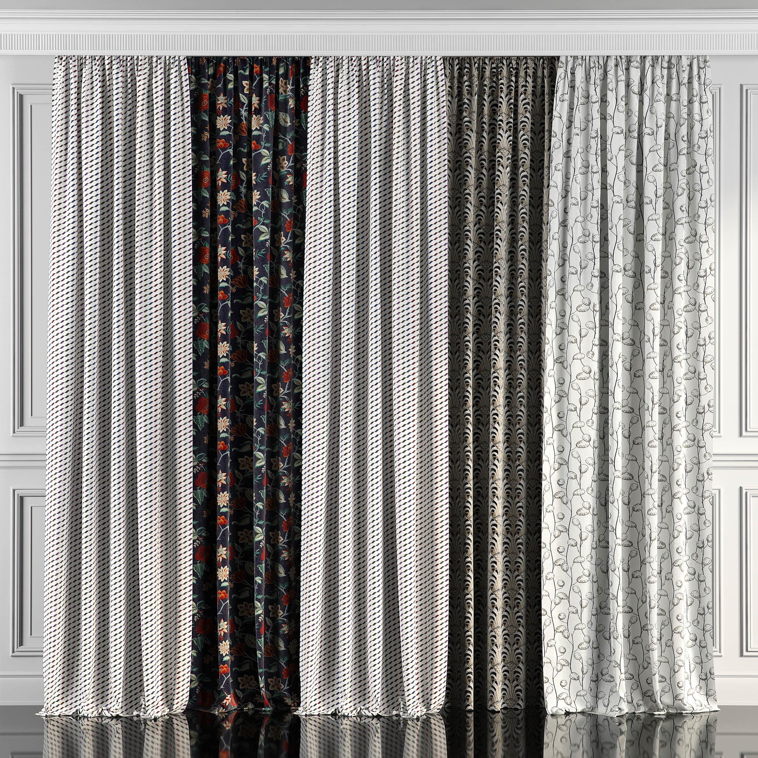 Curtain Set 69