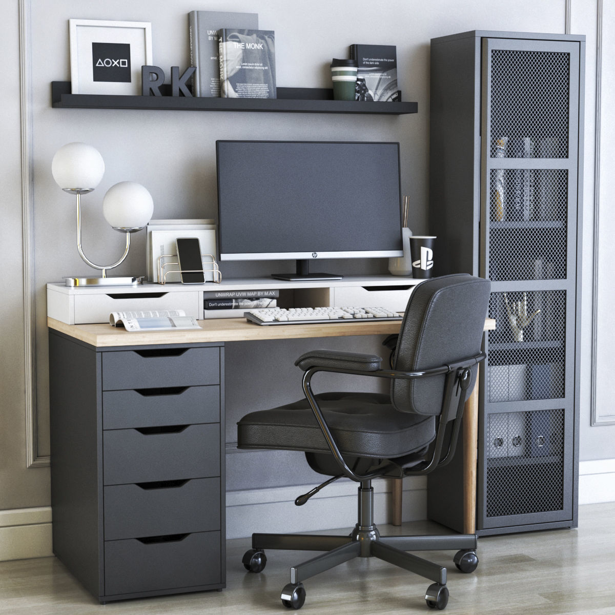 Office workplace 36