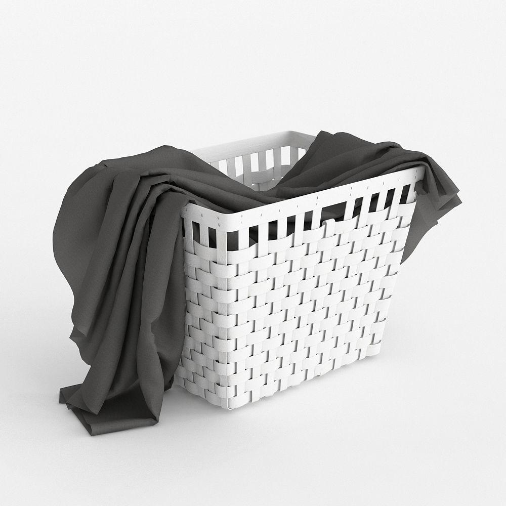 KNARRA Baskets with linens