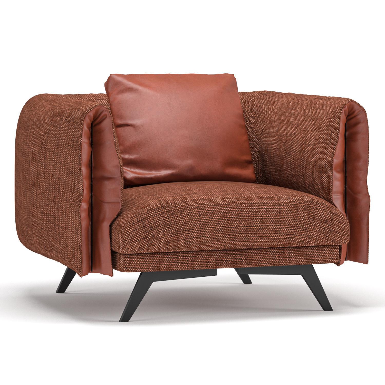 Bonaldo Saddle armchair