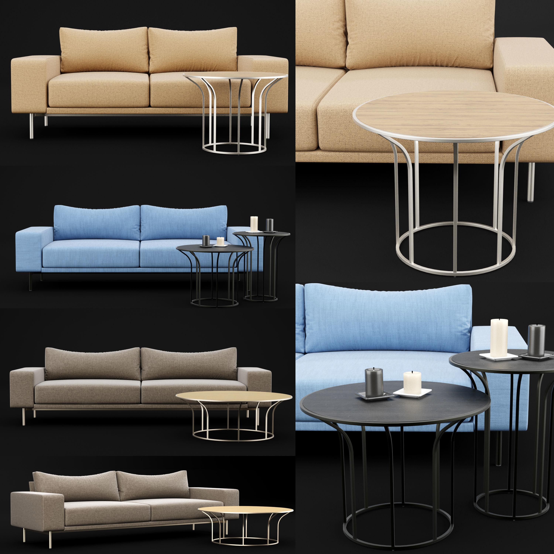 Sofa piu BT Design