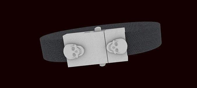CASTLE BOX-BUTTERFLY SKULL