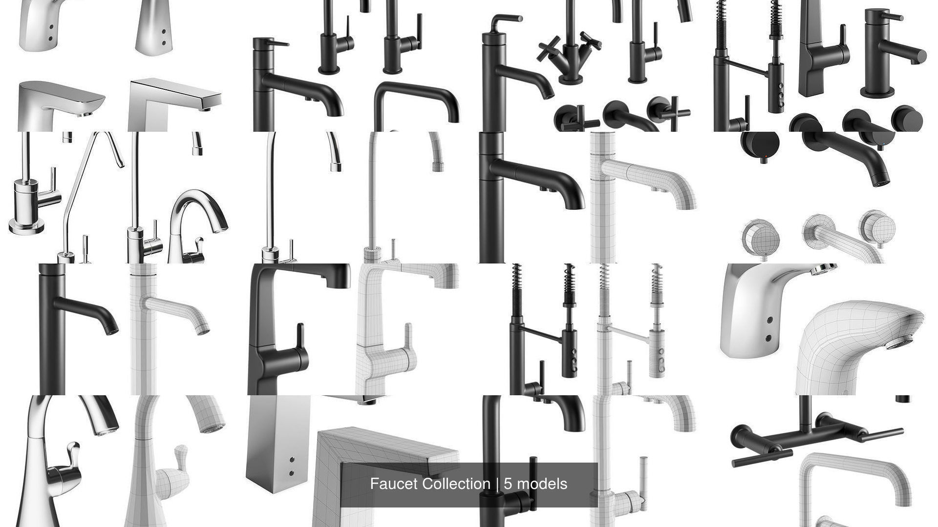 Faucet Collection