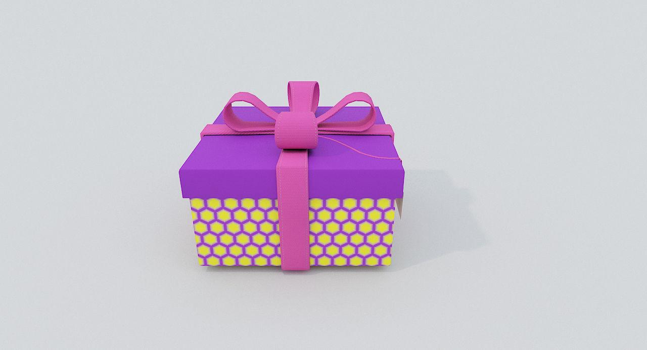 Gift Box PBR