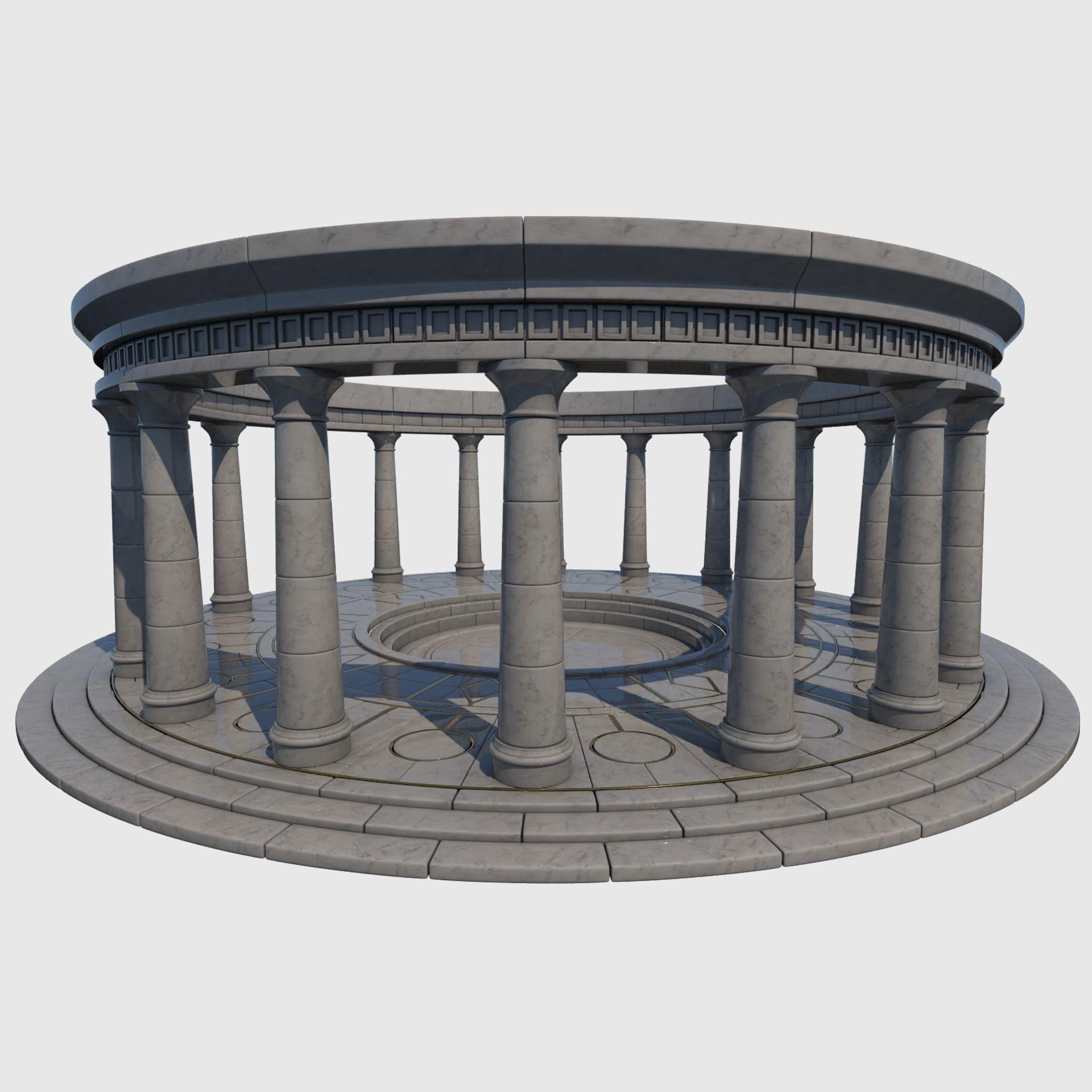 Ancient Altar