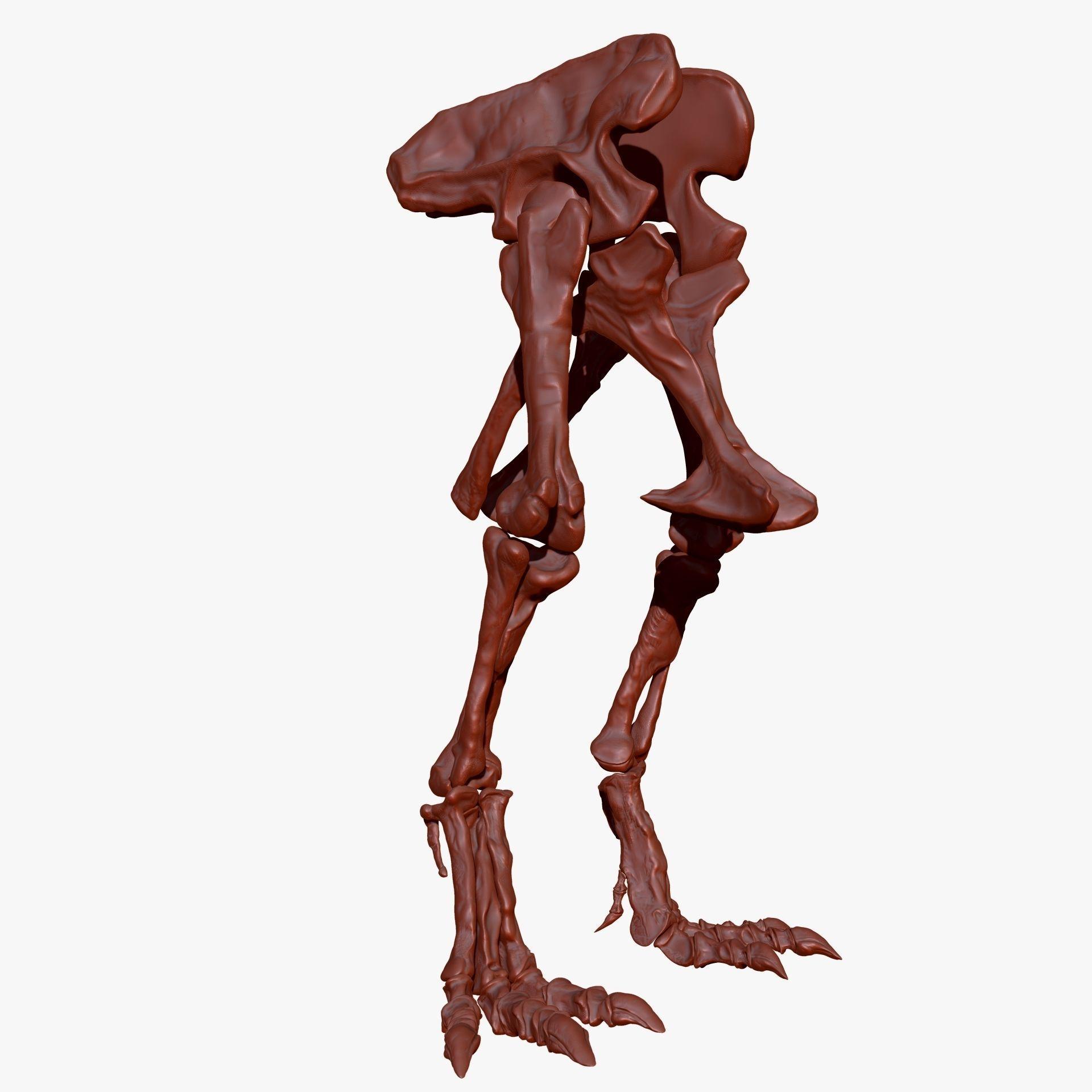 Giganotosaurus Hip Leg Set Skeletons
