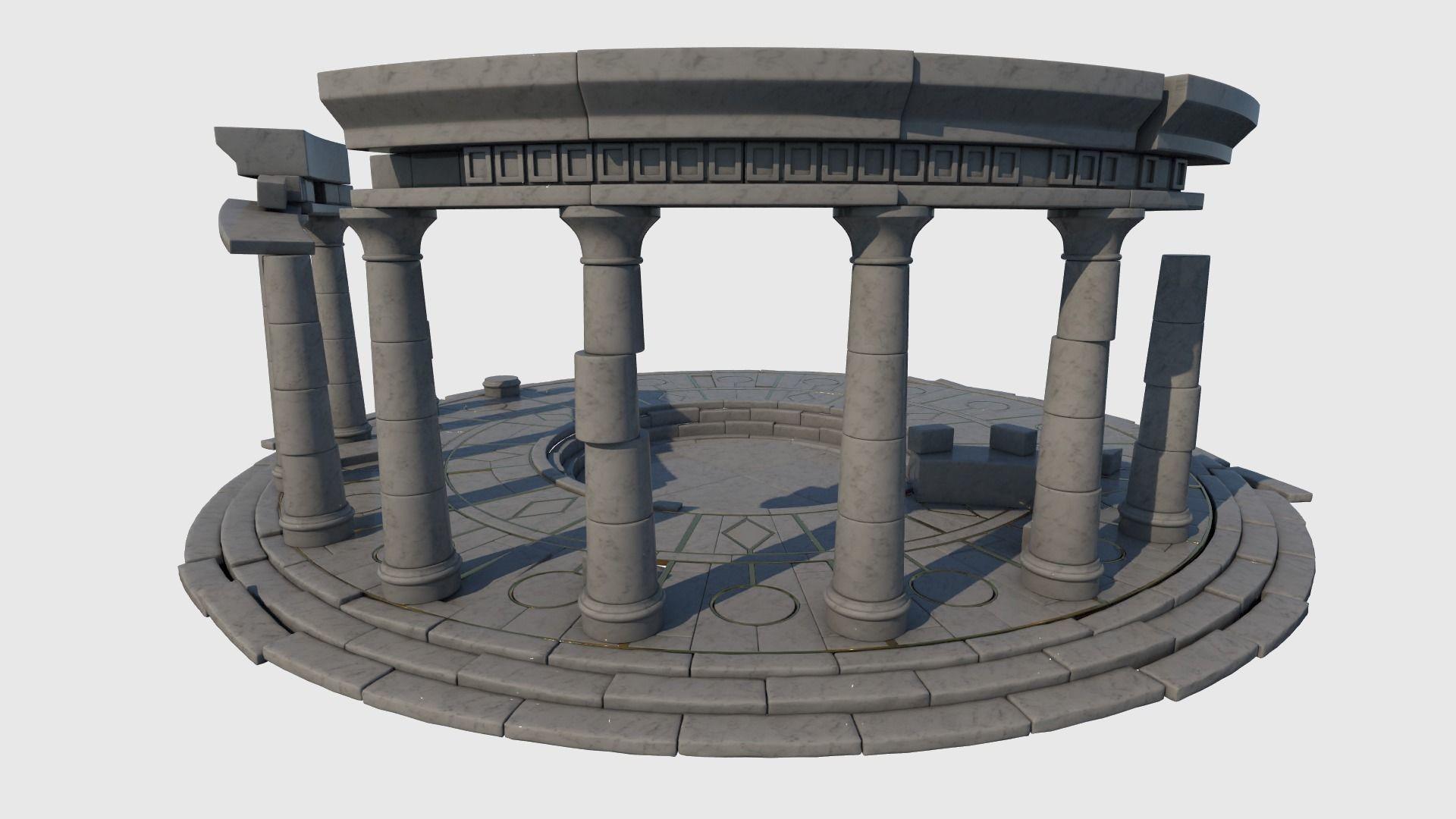 Ruined Altar Ver 1