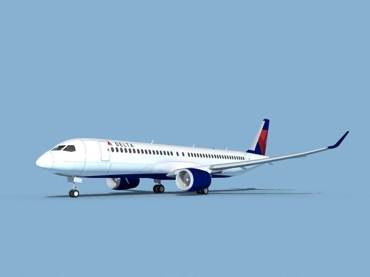 Airbus A220-300 Delta Express