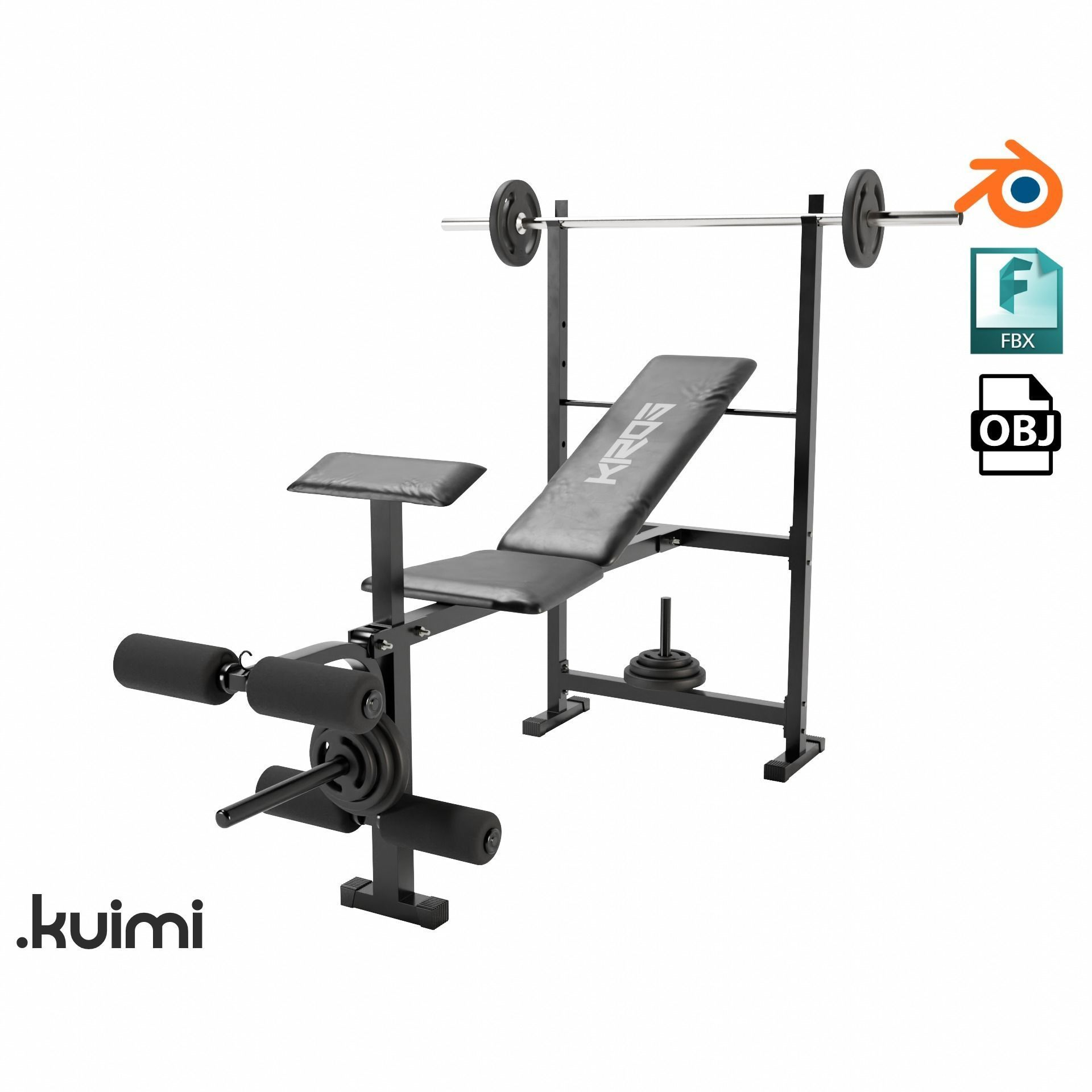 Gym Equipment 001