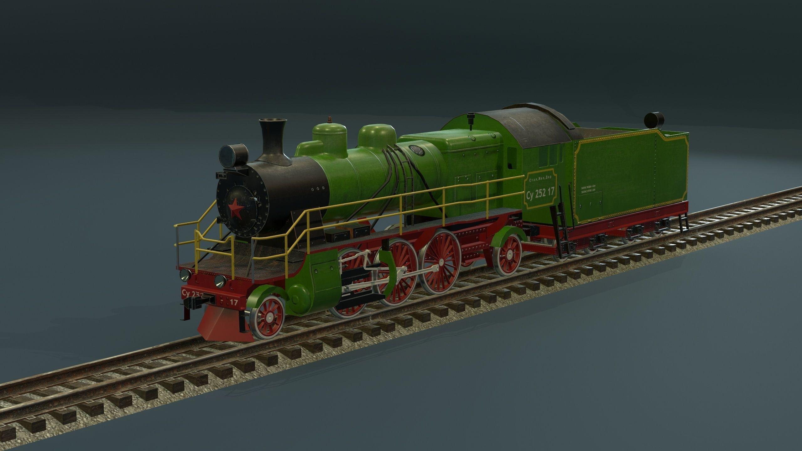 Locomotive 1-3-1Su