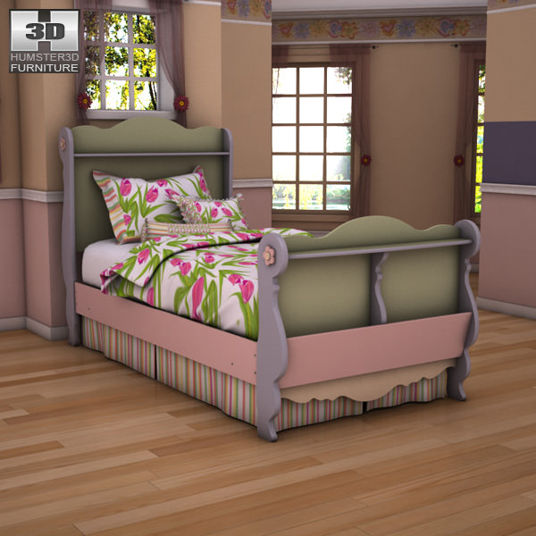 ashley furniture doll house sleigh bed
