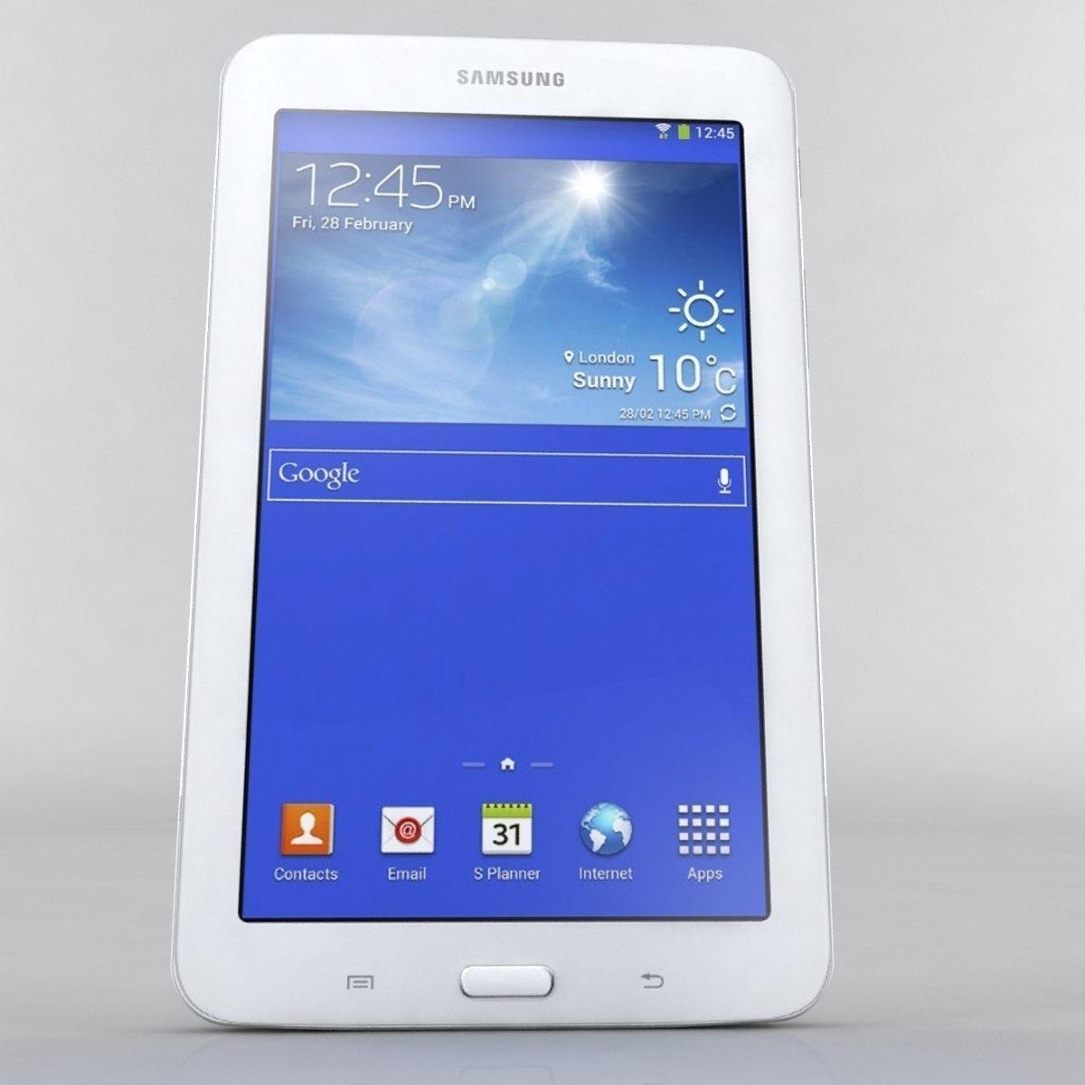 Samsung Galaxy Tab 3 Lite 7 0 3G