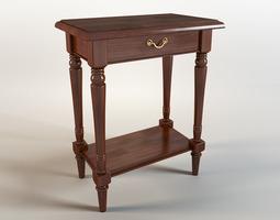 3D model Table E390 Epoca Selva