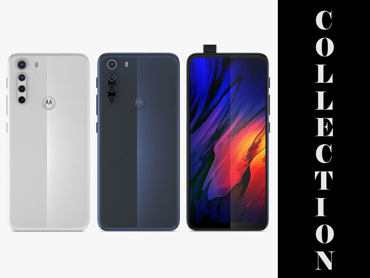 Motorola One Fusion Plus 2 Colors