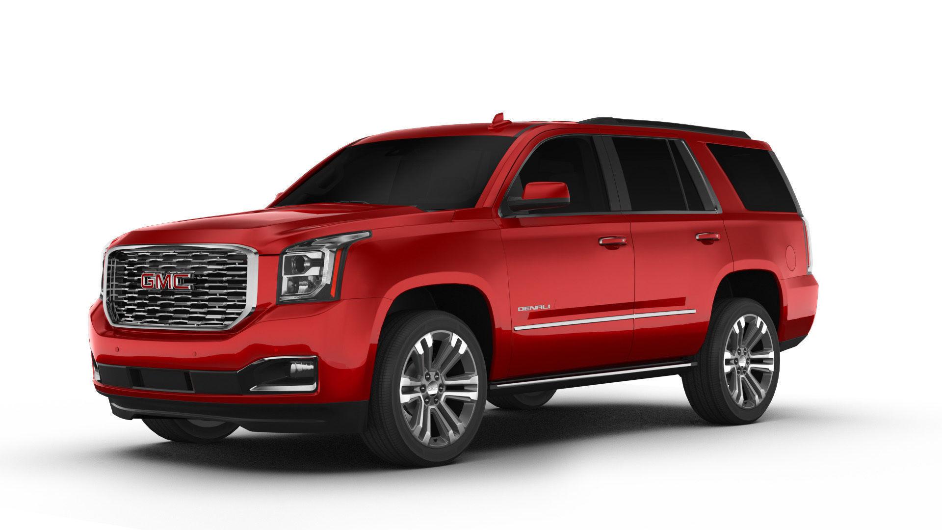 GMC Yukon SUV 2018