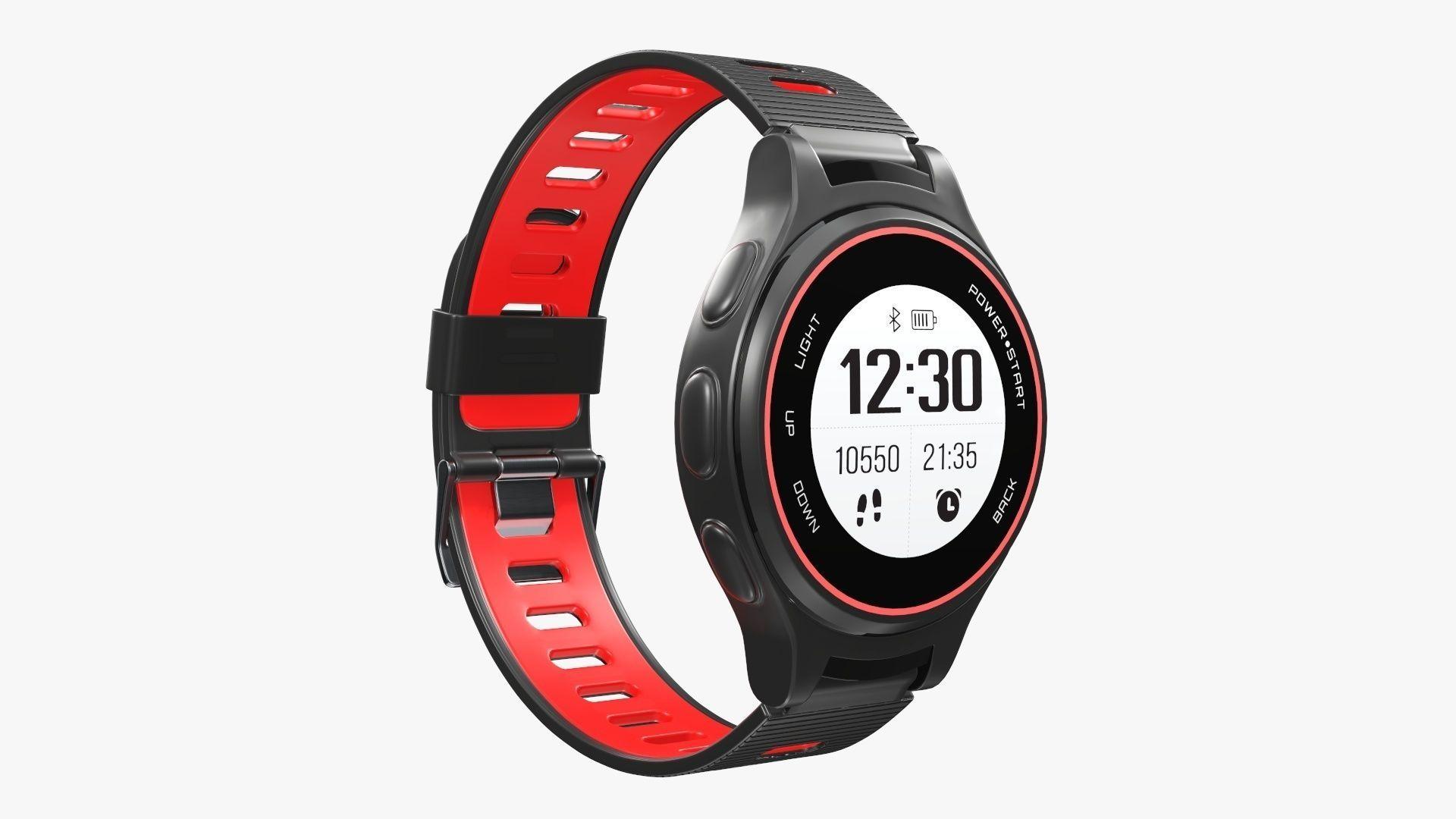 Smart watch 03 closed