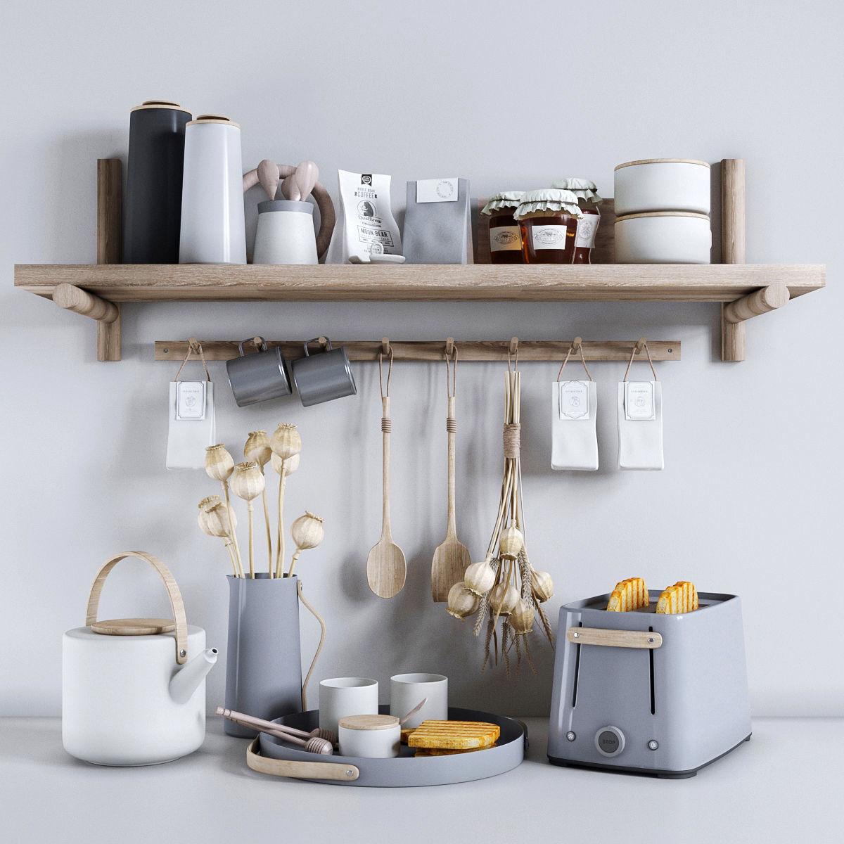 Emma by Stelton Decorative set for the kitchen  6