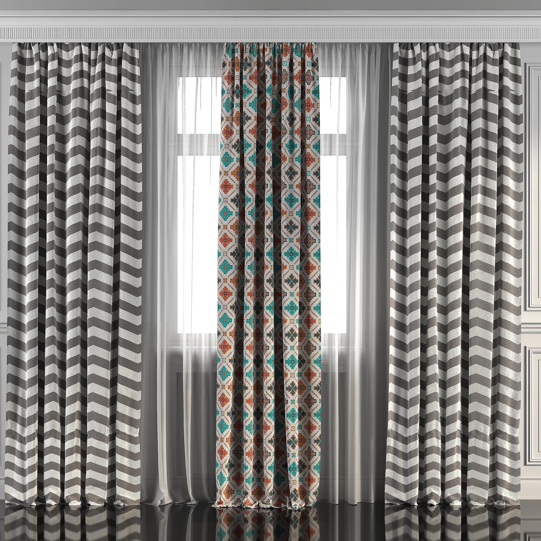 Curtain Set 95