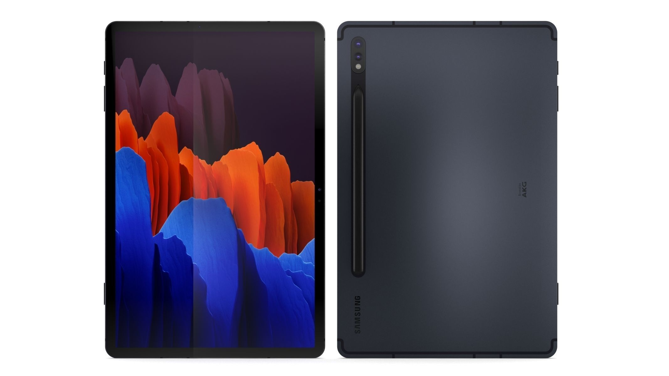 Galaxy Tab S7 Mystic Black