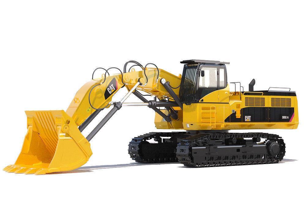 Front shovel excavator
