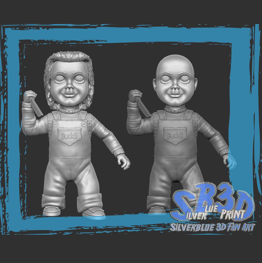 Childs Play Remake Buddi Chucky