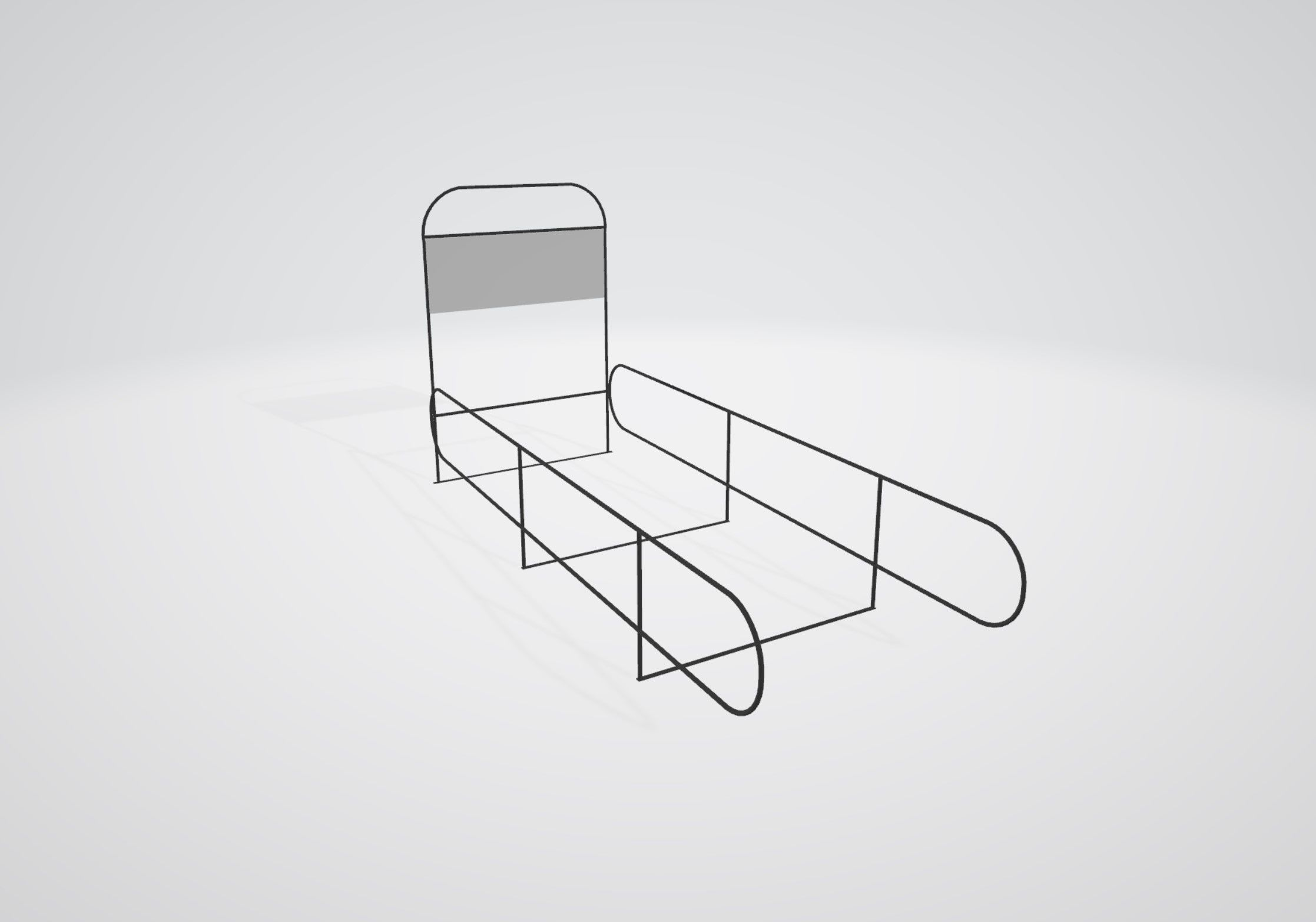 Cart Corral - Double Width
