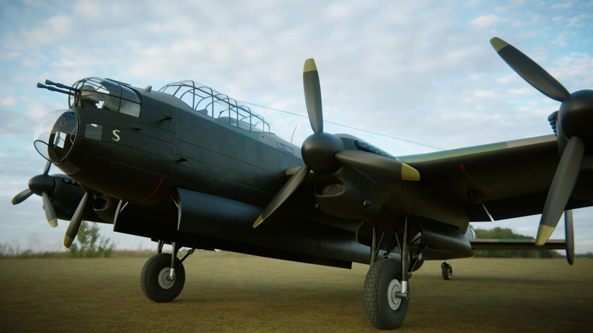 Avro Lancaster B mk1