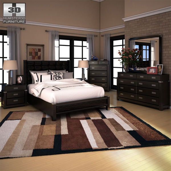 bed products elm platform o bedroom west set massaro