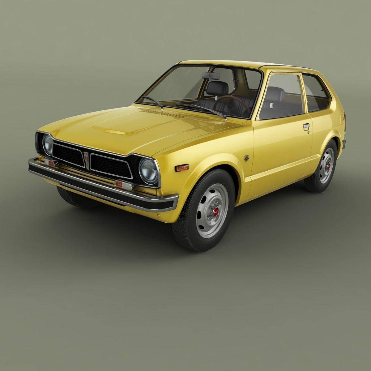 Honda Civic 2-door 1972